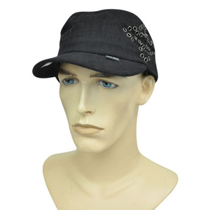Brand Peter Grimm Fatigue Military Castro Fitted Medium Cadet Relaxed Hat Cap
