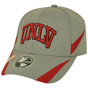 NCAA Top of the World UNLV Las Vegas Running Rebels Kicker 1Fit Flex Fit Hat Cap