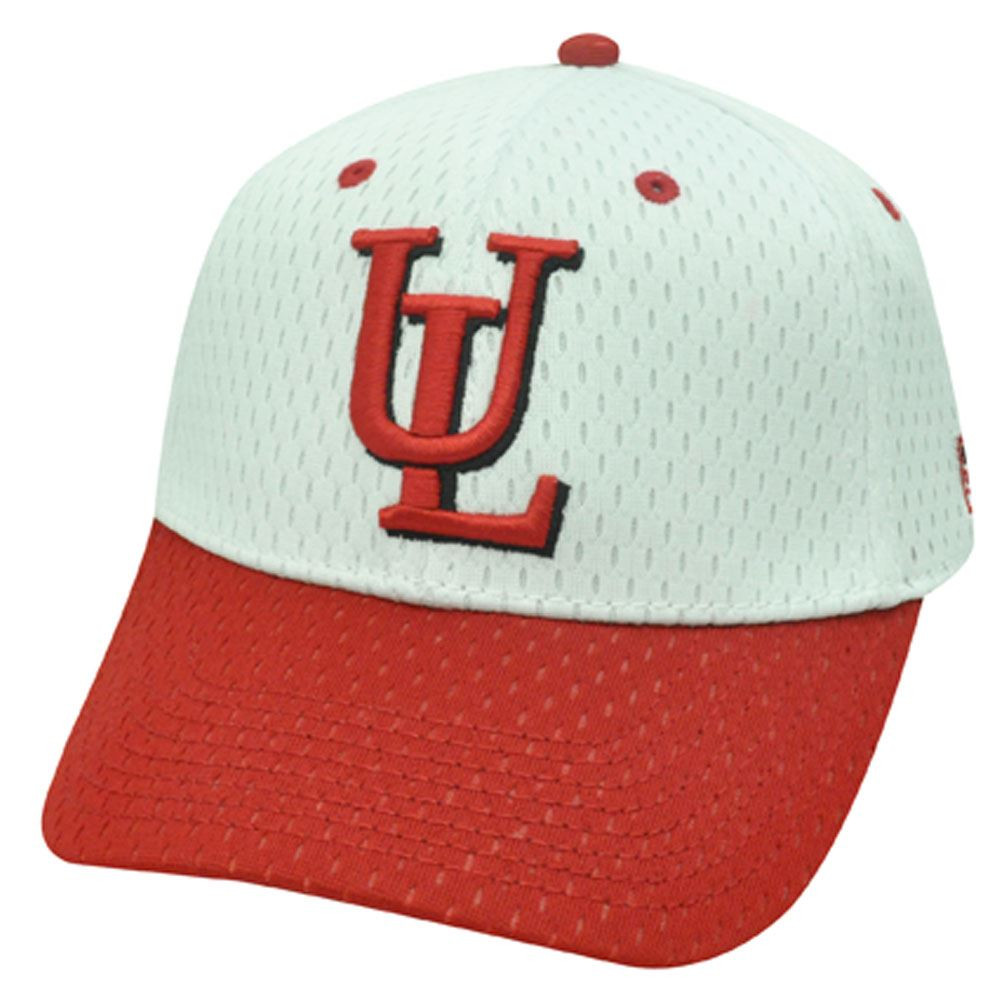 NCAA FITTED CAP HAT LAFAYETTE LEOPARDS WHITE RED SIZE 7 - Cap Store ... 58d6ffc146c1