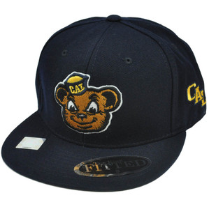 NCAA California Golden Bears Top of World Licensed Hat Cap Flat Bill Fitted 8