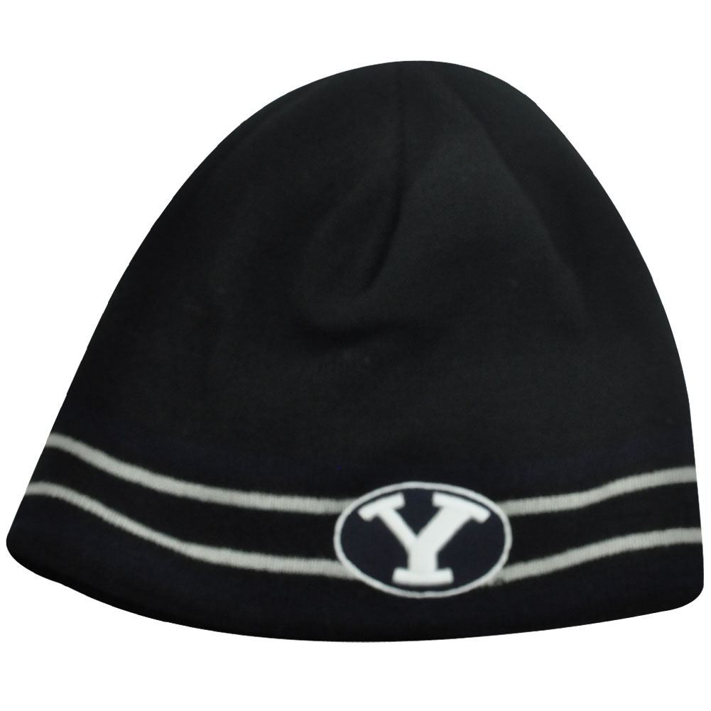 6d7fa410847 NCAA BEANIE KNIT HAT TOQUE BRIGHAM YOUNG COUGARS FLEECE - Cap Store ...
