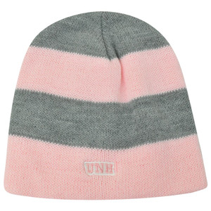 NCAA American Needle Women Ladies New Hampshire Wildcats Cuffless Knit Pink Hat