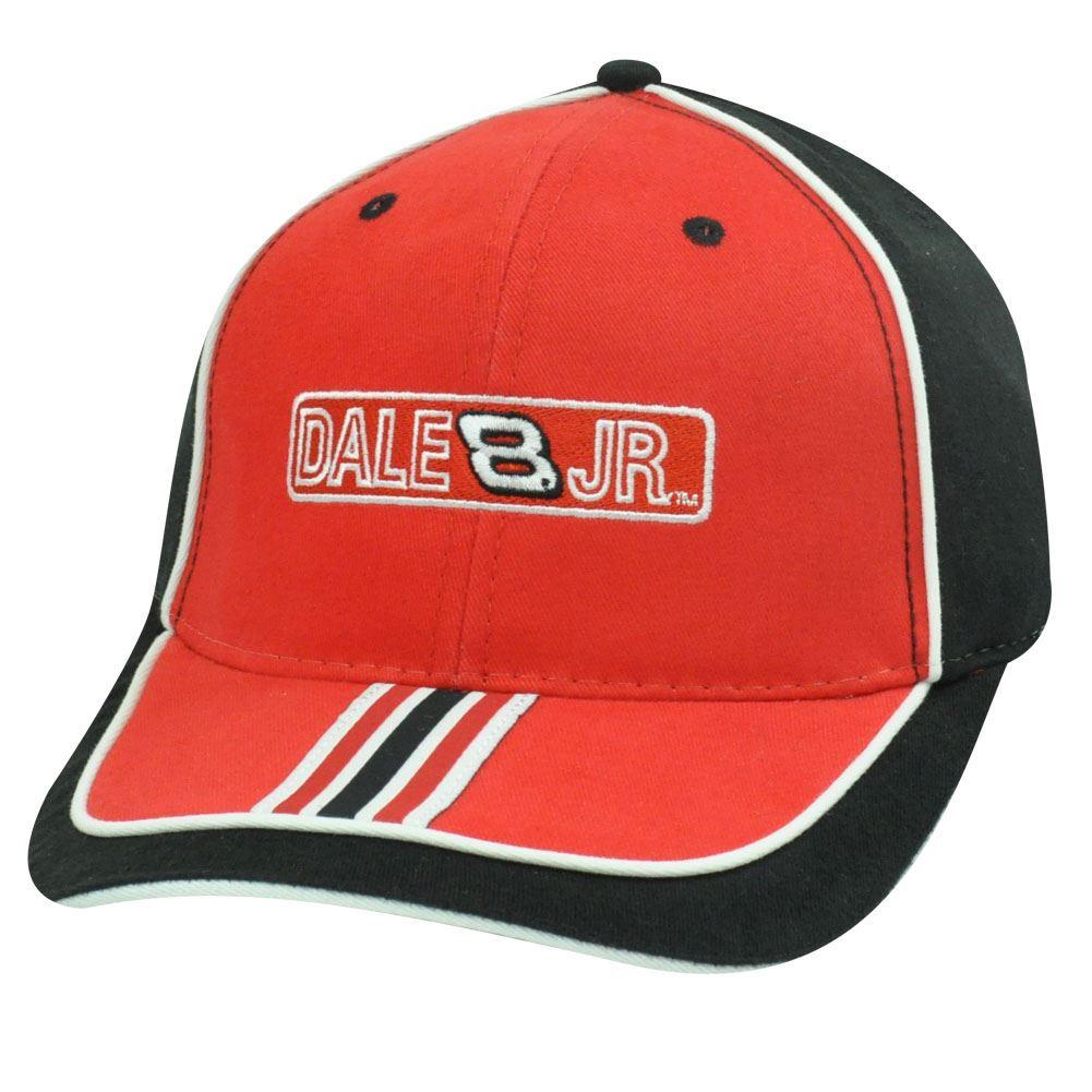 HAT CAP DALE EARNHARDT JR 8 BUDWEISER NASCAR FLEX FIT 7 1