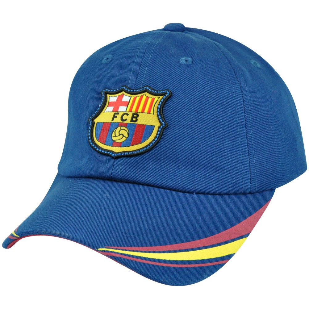 Barca FC Barcelona Spain Espana La Liga Garment Wash Futbol Soccer ... 89f78d4c537