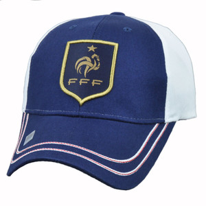Rhinox Group France Soccer Futbol World Cup National Team Hat Cap C1C11 Two Tone