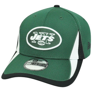 NFL New Era 3930 39Thirty New York Jets 2013 Training Camp Flex Fit M/L Hat Cap