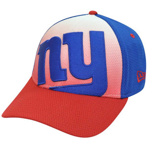 175ce65c126adc NFL New Era 39Thirty 3930 Gradation New York Giants Stretch Flex Fit M/L Hat