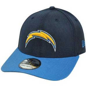 NFL New Era 39Thirty 3930 San Diego Chargers TD Classic Flex Fit S/M Hat Cap