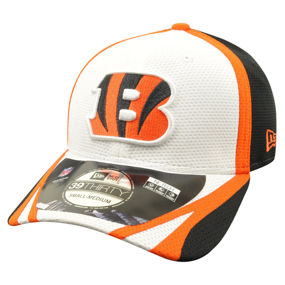 aa0a4c973fd NFL New Era 39Thirty 3930 Cincinnati Bengals 2014 Official Training ...