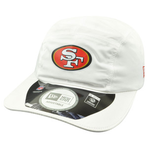 NFL New Era 2014 On Field Training Runner San Francisco 49ers Adjustable Hat Cap