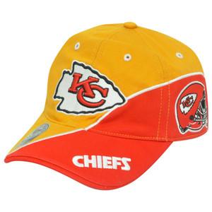 df45d0deea6a8 NFL Kansas City Chiefs Flex Fit One Size 47 Brand Forty Seven Hat Cap  Stretch