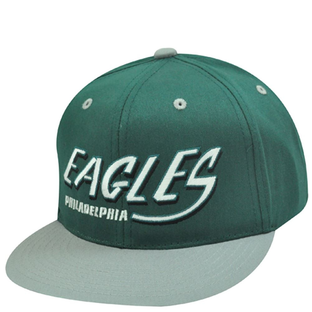 NFL PHILADELPHIA EAGLES OLD SCHOOL SNAPBACK CAP HAT - Cap Store Online 358769347
