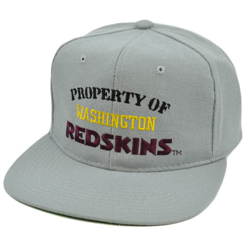 1ea9f3a2e71 New Era Washington Redskins Vintage Retro Deadstock Snapback Flat ...