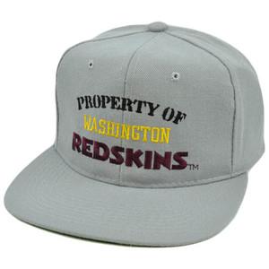 New Era Washington Redskins Vintage Retro Deadstock Snapback Flat Bill Hat Cap
