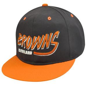 NFL CLEVELAND BROWNS RETRO VINTAGE HAT CAP SNAPBACK