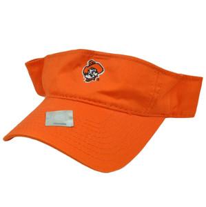 NCAA Oklahoma State Cowboys Hat Visor Youth Kids Velcro Adjustable Curved Bill