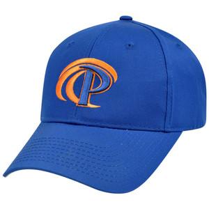 NCAA Pepperdine University Waves Mascot Logo Youth Kid Velcro Adjustable Hat Cap