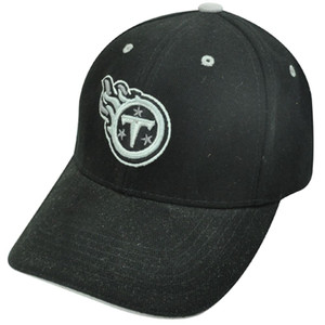 NFL TENNESSEE TITANS BLACK COTTON YOUTH KIDS CAP HAT
