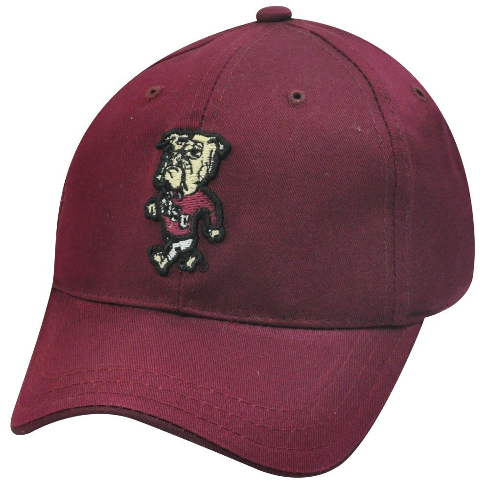 5d4e8830727a0 NCAA MISSISSIPPI BULLDOGS MAROON NEW HAT TODDLER KIDS - Cap Store Online