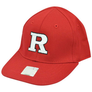 NCAA Rutgers Scarlet Knights Infant Top of the World One Size Flex Fit Hat Cap