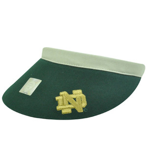 NCAA NOTRE DAME FIGHTING IRISH CLIP VISOR TENNIS HAT