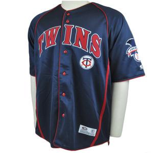 MLB Minnesota Twins Licensed American Baseball Jersey Shirt True Fan
