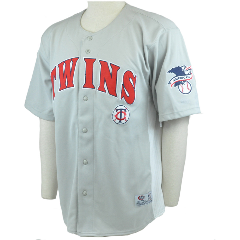 Sporting Goods Baseball & Softball Mlb Minnesota Twins Baseball Team Jersey Shirt True Fan Star Licensed Medium Md