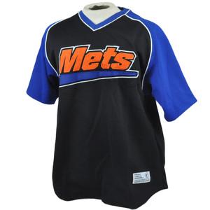 MLB Baseball Jersey Shirt Authentic Licensed True Fan New York Mets