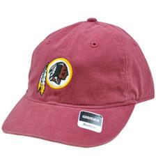 1353ae8e899 NFL Washington Redskins Maroon Red Relaxed Womens Ladies Heart Cap Hat  Reebok