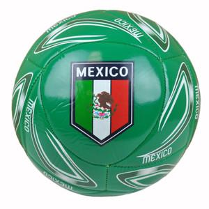 Mexico National Soccer Ball Pelota Futbol Calcio FIFA Full Size 5 Rhinox Group