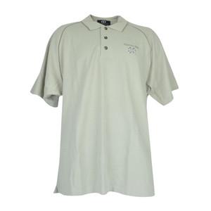 NCAA Notre Dame Fighting Irish Collar Polo Vantage School Work Shirt Mens Medium