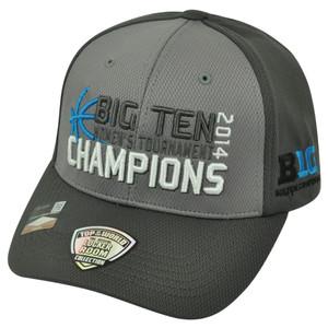 NCAA Nebraska Cornhuskers 2014 Big 10 Womens Basketball Champs Snap Back Hat Cap