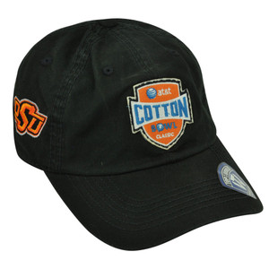 NCAA Top of the World Oklahoma State Cowboys AT&T Cotton Bowl Buckle Hat Cap