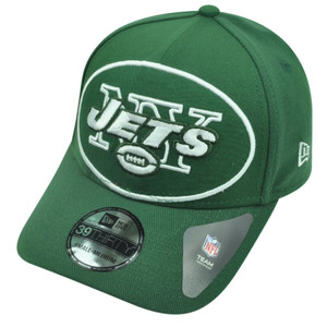NFL New Era 3930 39Thirty New York Jets Flex Fit Large XLarge Magnifier Hat Cap
