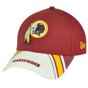 NFL New Era 9Forty Classic Washington Redskins Jersey Play Adjustable Hat Cap