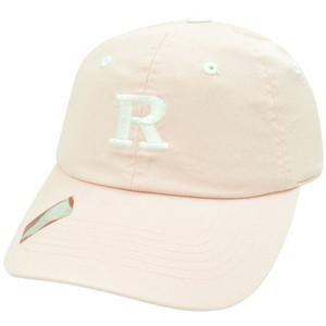 Rutgers Scarlet Knights NCAA Ladies Women Garment Washed Sun Buckle Hat Cap