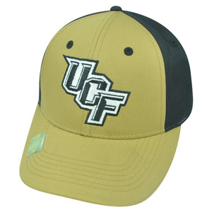 NCAA Central Florida Knights UCF Midterm Twill Cotton Velcro Strapback Hat Cap
