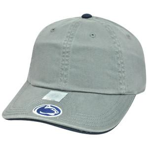 NCAA American Needle Penn State Nittany Lions Flambam Women Ladies Hat Grey Cap