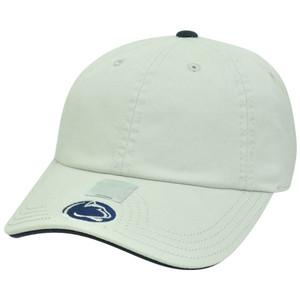 NCAA American Needle Penn State Nittany Lions Flambam Women Ladies Hat Khaki Cap