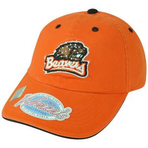 NCAA Oregon State Beavers Women Ladies Garment Wash Rhinestone Bling Hat Cap