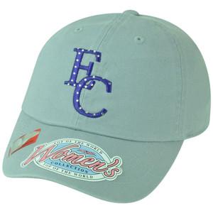 NCAA Elmira Soaring Eagles Women Ladies Rhinestone Bedazzled Bling Hat Cap