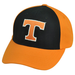 NCAA Tennessee Volunteers Two Tone Velcro Captivating Headgear Hat Cap Sports