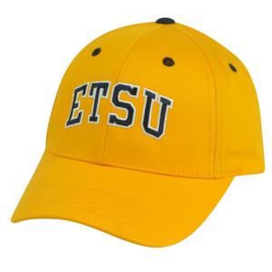 NCAA East Tennessee State ETSU Buccaneers Velcro Captivating Headgear Hat Cap