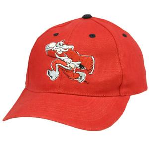 NCAA UNLV Nevada Las Vegas Rebels Hat Cap Cotton Velcro Adjustable Constructed
