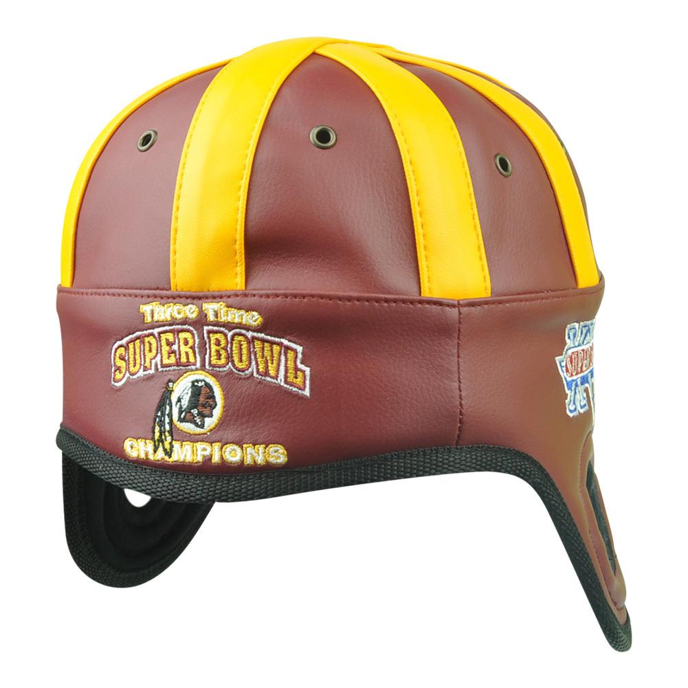 NFL Reebok Washington Redskins 3 Times Super Bowl Champ XVII Helmet ... 89b58479cbd0