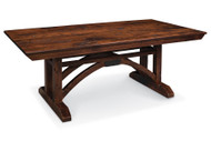 B&O Railroad© Trestle Bridge Dining Table