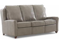 Lia Leather Motion Sofa