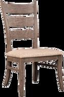 Modern Loft Ladder Back Side Chair