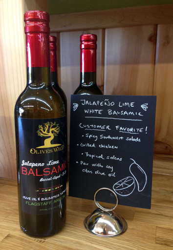 Jalapeno Lime Balsamic