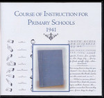 Course of Instruction for Primary Schools 1941